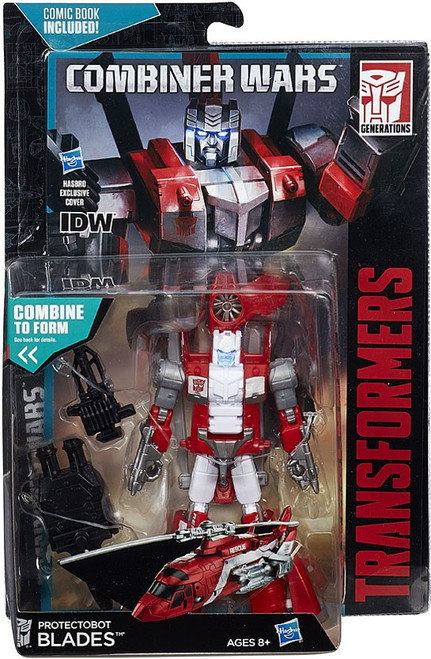 "Transformers Generations Combiner Wars Protectobot Blades 6"" Action Figure [Protectobot]"