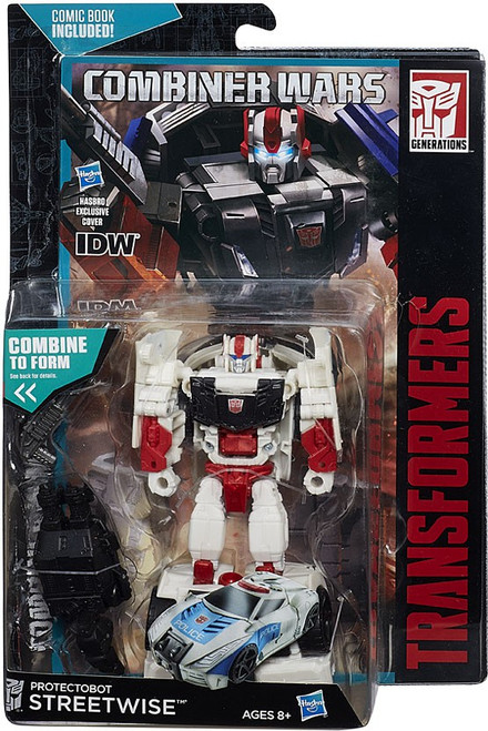 "Transformers Generations Combiner Wars Protectobot Streetwise 6"" Action Figure"
