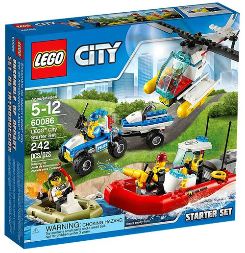 LEGO City Starter Set #60086
