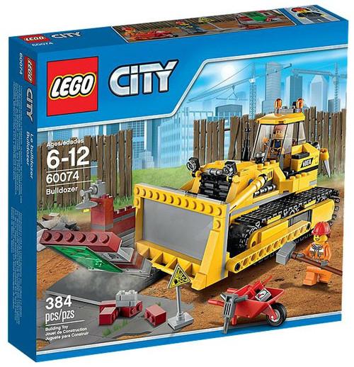 LEGO City Bulldozer Set #60074