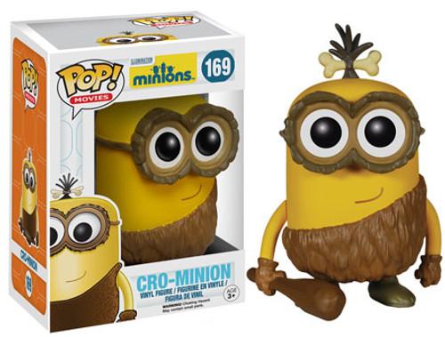 Funko Despicable Me Minions Movie POP! Animation Cro-Minion Vinyl Figure #169