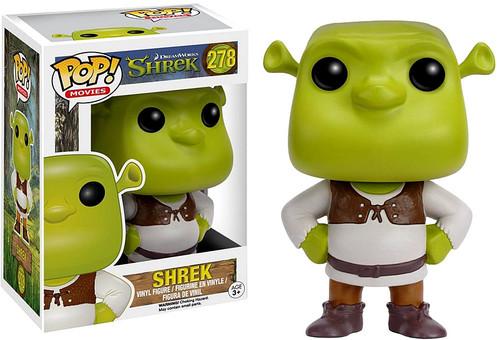 Funko POP! Movies Shrek Vinyl Figure #278 [Ogre]