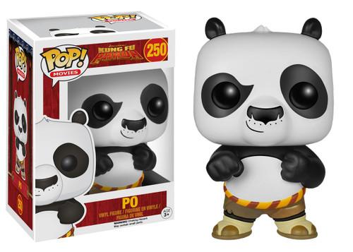 Funko Kung Fu Panda POP! Movies Po Vinyl Figure #250