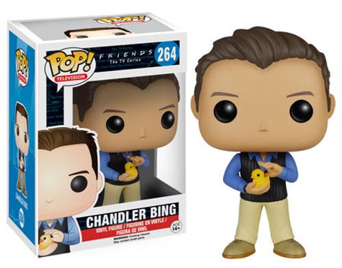 Funko Friends POP! TV Chandler Bing Vinyl Figure #264