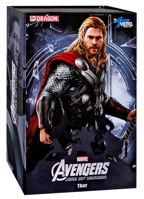 Avengers Age of Ultron Marvel Super Heroes Vignette Thor Collectible Figure