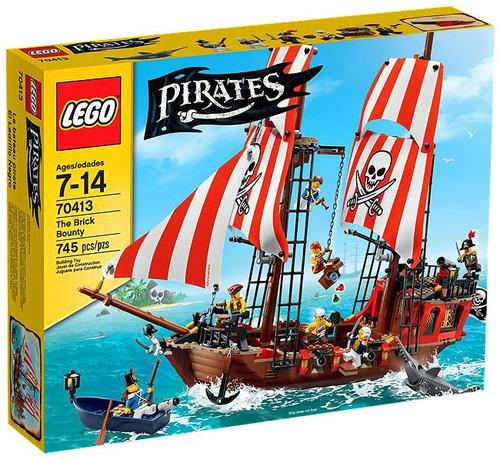 LEGO Pirates The Brick Bounty Set #70413