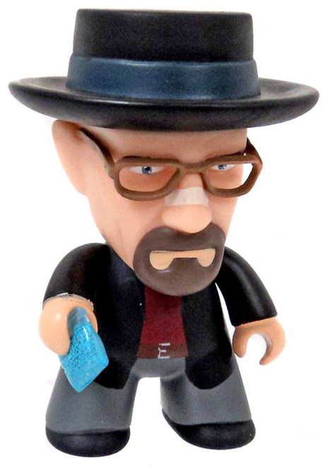 Breaking Bad Titans Vinyl Figures Heisenberg Mini Figure