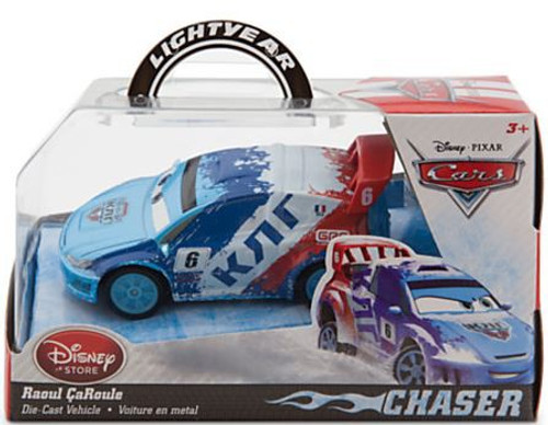 Disney / Pixar Cars Chaser Raoul Caroule Exclusive Diecast Vehicle