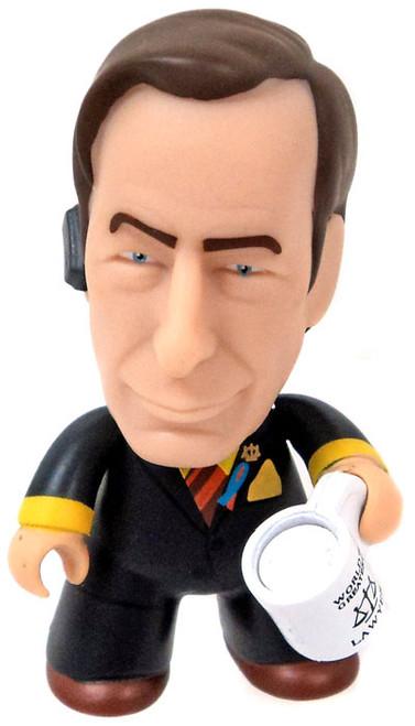Breaking Bad Titans Collection Saul Mini Figure [Black Suit]