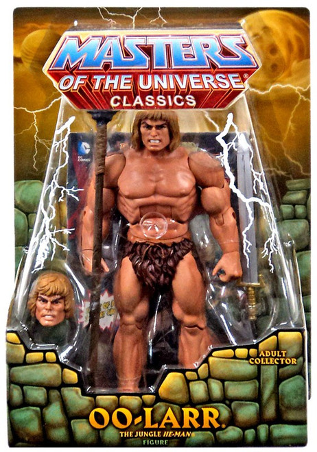 Masters of the Universe Classics Oo-Larr Exclusive Action Figure [The Jungle He-Man]