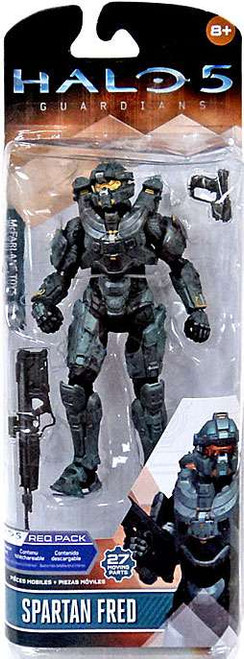 McFarlane Toys Guardians Halo 5 Series 1 Spartan Fred Action Figure