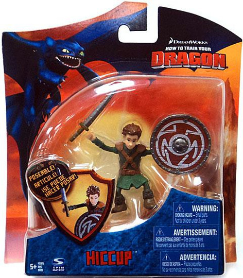 How to Train Your Dragon Series 3 Hiccup Action Figure [Damaged Package]