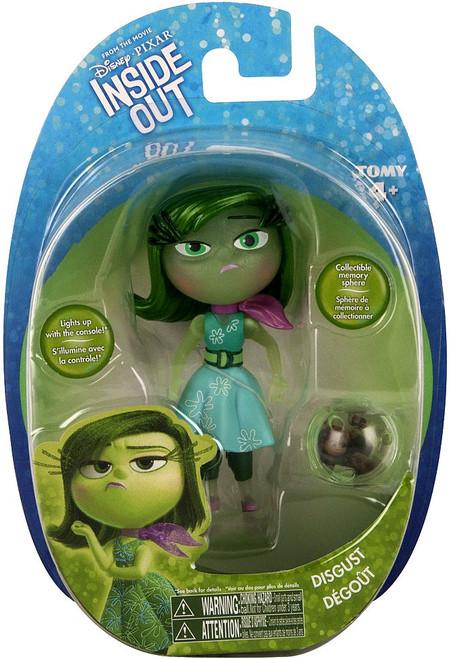 Disney / Pixar Inside Out Disgust Action Figure [Memory Sphere]