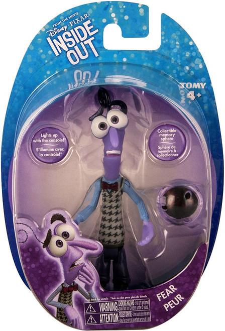 Disney / Pixar Inside Out Fear Action Figure [Memory Sphere]