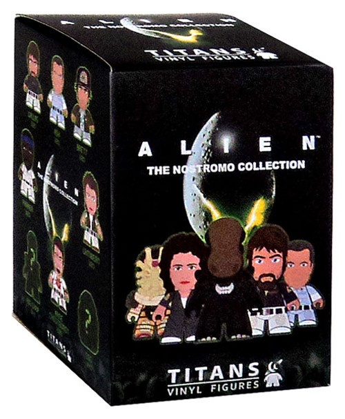 Alien The Nostromo Collection Vinyl Mini Figure Mystery Pack