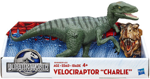 Jurassic World Velociraptor Charlie Action Figure