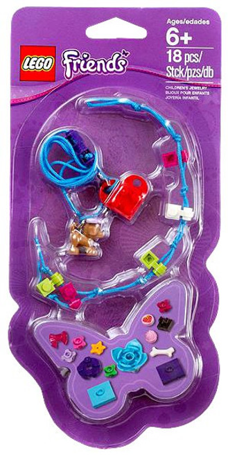 LEGO Friends Jewelery Set #853440