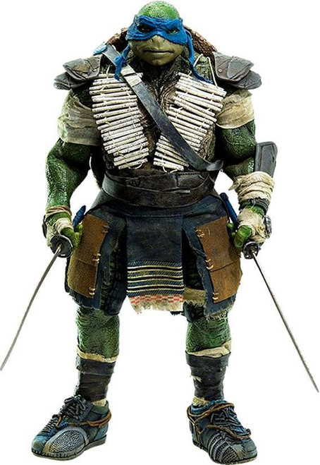 Teenage Mutant Ninja Turtles 2014 Movie Leonardo Collectible Figure