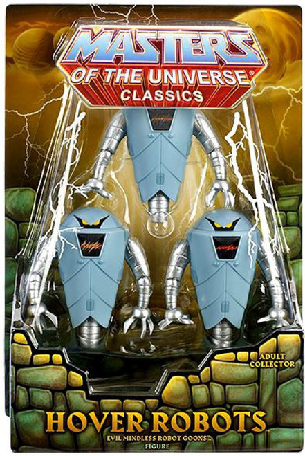 Masters of the Universe Classics Club Eternia Hover Robots Action Figure 3-Pack