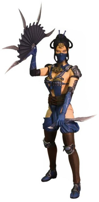 Mortal Kombat X Series 2 Kitana Action Figure