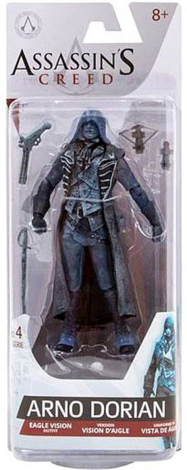McFarlane Toys Assassin's Creed Series 4 Eagle Vision Arno Dorian Action Figure