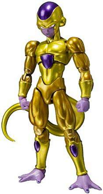 Dragon Ball Z S.H. Figuarts Golden Frieza Action Figure [Resurrection of F]