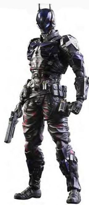 Batman Play Arts Kai Arkham Knight Action Figure