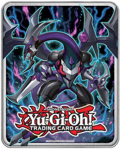 YuGiOh 2015 Dark Rebellion Xyz Dragon Mega Tin Set