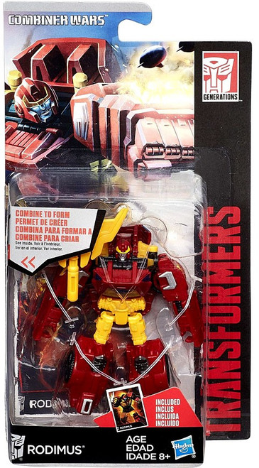 Transformers Generations Combiner Wars Rodimus Legend Action Figure