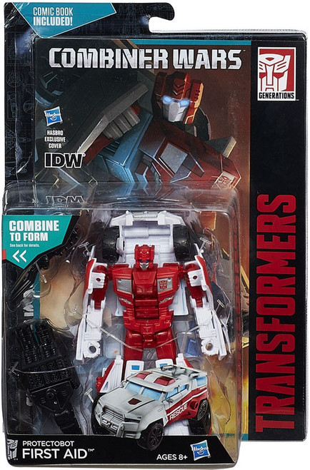 "Transformers Generations Combiner Wars First Aid 6"" Action Figure [Protectobot]"