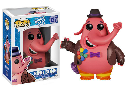 Funko Disney / Pixar Inside Out POP! Disney Bing Bong Vinyl Figure #137