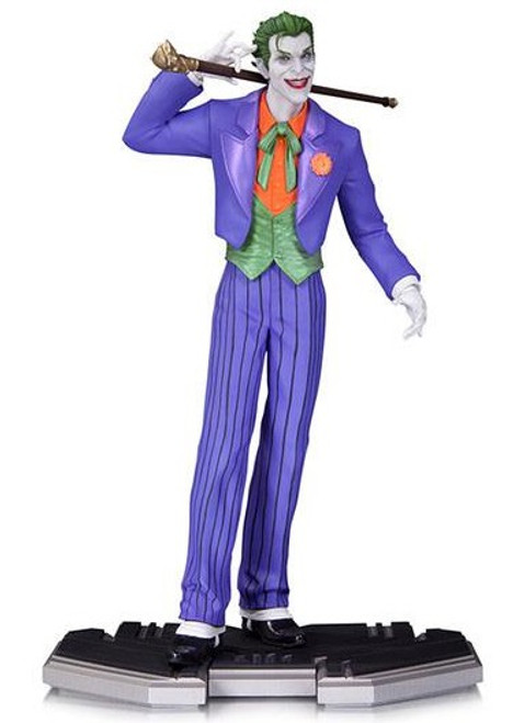 Batman Icons The Joker 10.25-Inch Statue