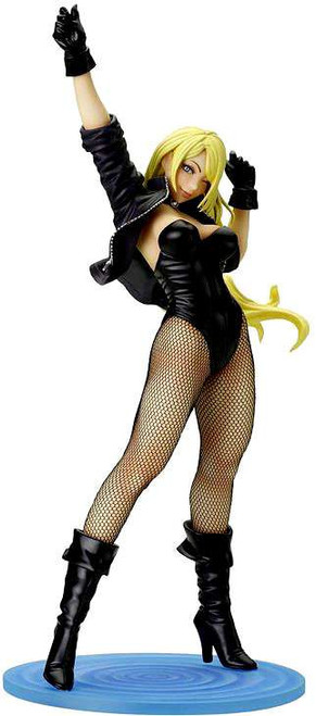 DC Bishoujo Black Canary Statue [1st Edition]