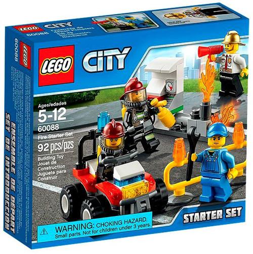 LEGO City Fire Starter Set #60088