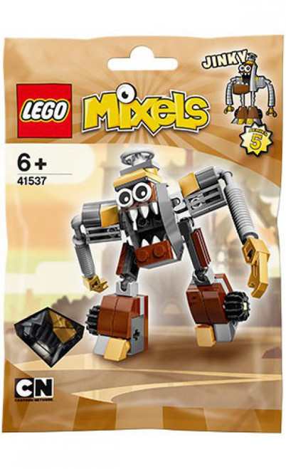 LEGO Mixels Series 5 Jinky Set #41537 [Bagged]