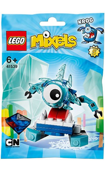 LEGO Mixels Series 5 Krog Set #41539 [Bagged]
