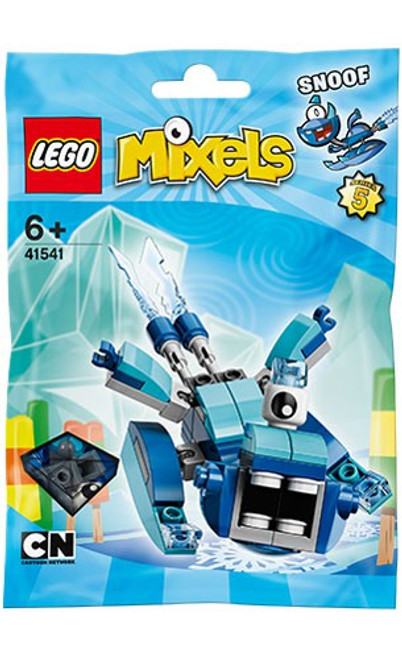 LEGO Mixels Series 5 Snoof Set #41541 [Bagged]