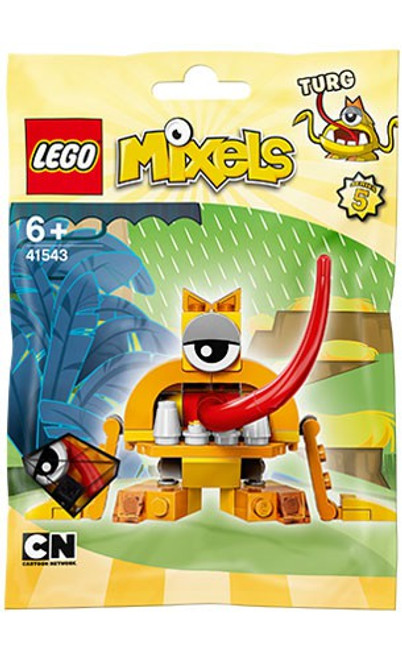 LEGO Mixels Series 5 Turg Set #41543 [Bagged]