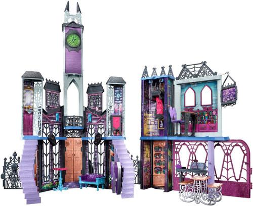 Monster High Deadluxe High School Deluxe Playset