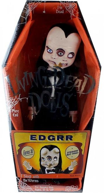 Living Dead Dolls Series 30 Freakshow Edgrr 10.5-Inch Doll