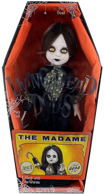 Living Dead Dolls Series 30 Freakshow Madame 10.5-Inch Doll
