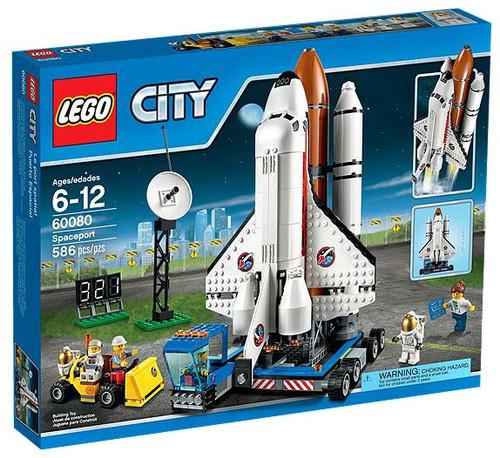 LEGO City Spaceport Set #60080