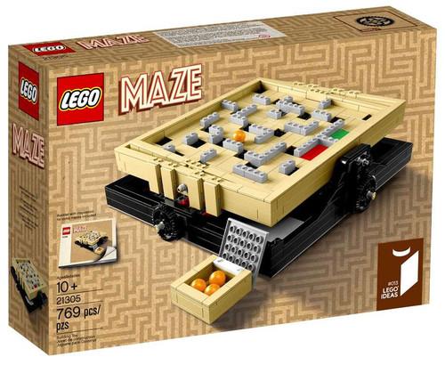 LEGO Ideas Maze Set #21305
