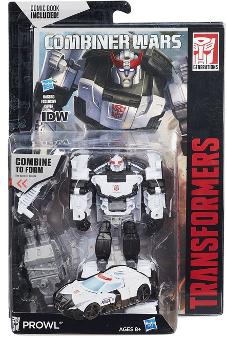 Transformers Generations Combiner Wars Prowl Deluxe Action Figure