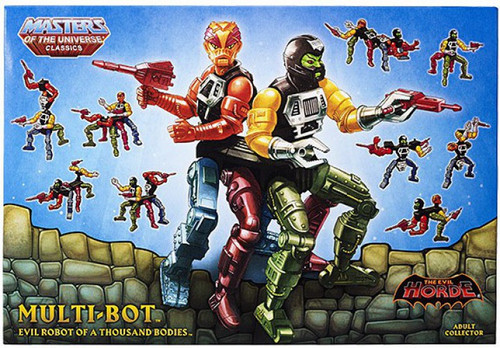 Masters of the Universe Classics Multi-Bot Exclusive Action Figure 2-Pack