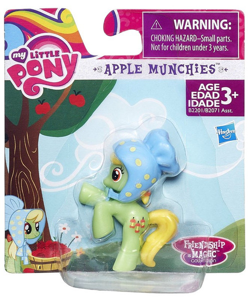 My Little Pony Friendship is Magic Collection Apple Munchies 2-Inch Figure