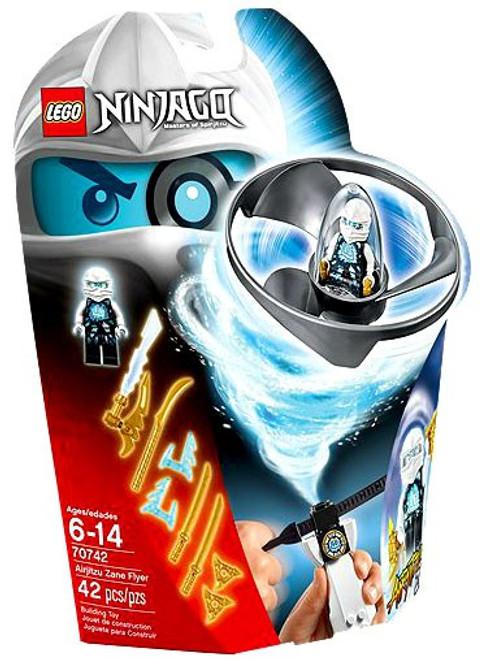 LEGO Ninjago Airjitzu Zane Flyer Set #70742