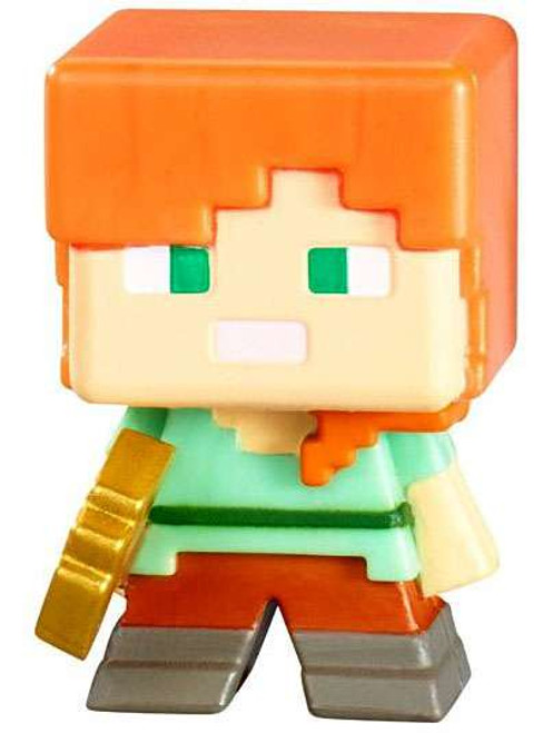 Minecraft Netherrack Series 3 Alex 1-Inch Mini Figure [Loose]