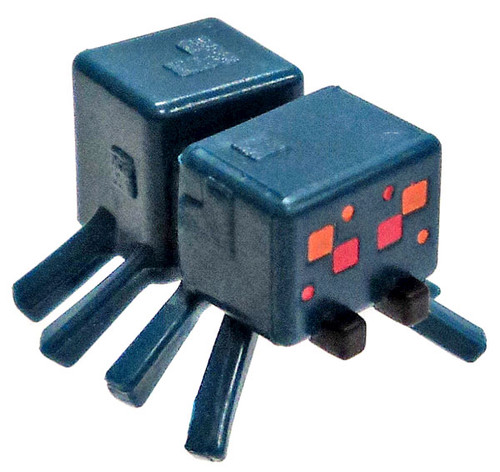 Minecraft Netherrack Series 3 Cave Spider 1-Inch Mini Figure [Loose]