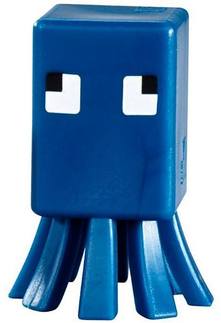 Minecraft Netherrack Series 3 Squid 1-Inch Mini Figure [Loose]